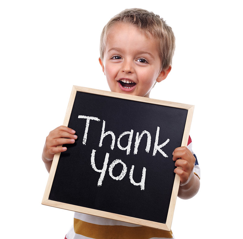 bigstock-Child-holding-a-thank-you-sign-