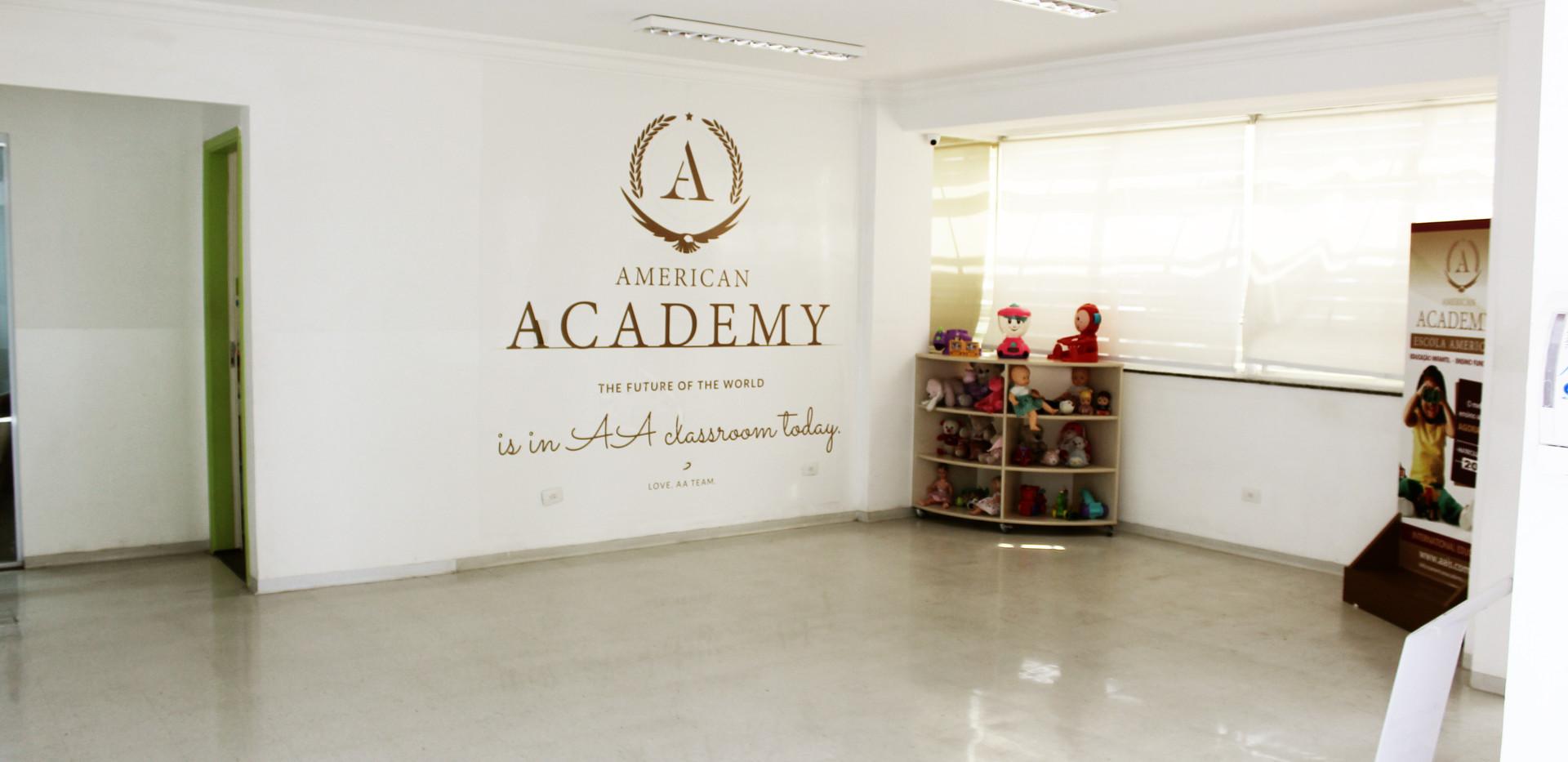 Espaços American Academy
