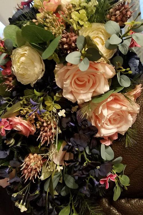 Bridal Bouquets - Artificial