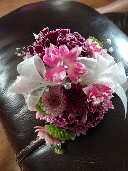 Corsages - Fresh or Artificial