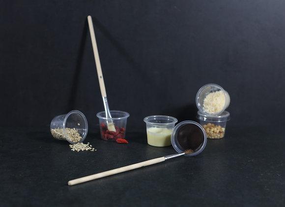 Kit Peinture sur chocolat - 3 petits pots
