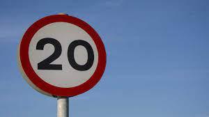 20mph Speed Limit - Hill Lane and Cadbury Lane
