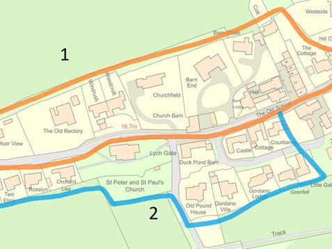 Parish Pump Distribution Plan