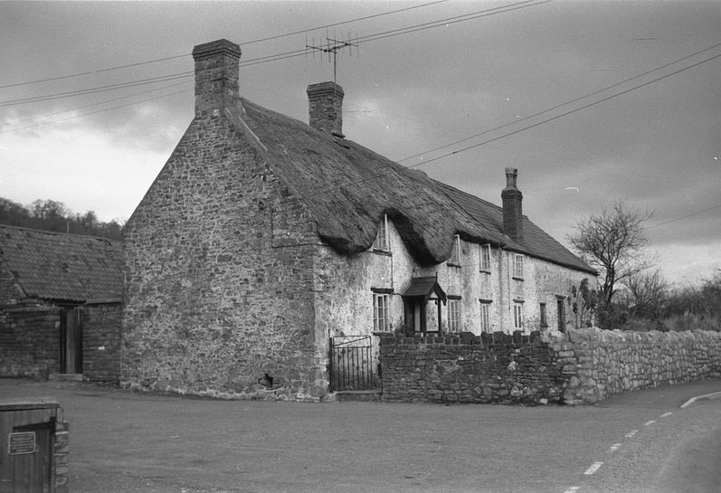 Cottage at the Close 1962