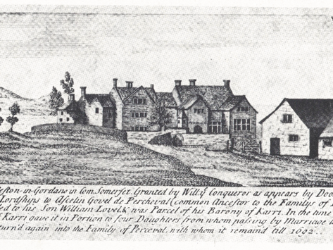 Weston in Gordano Manor House