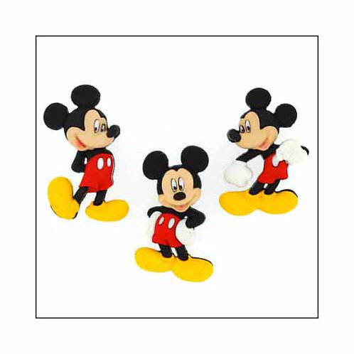 Mickey Mouse - Buttons - Notions