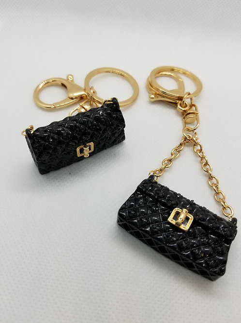 Classic Little Black Bag - A Little Swag for your Bag