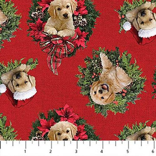 Northcott Fabric Santa's Helpers DP23539-24