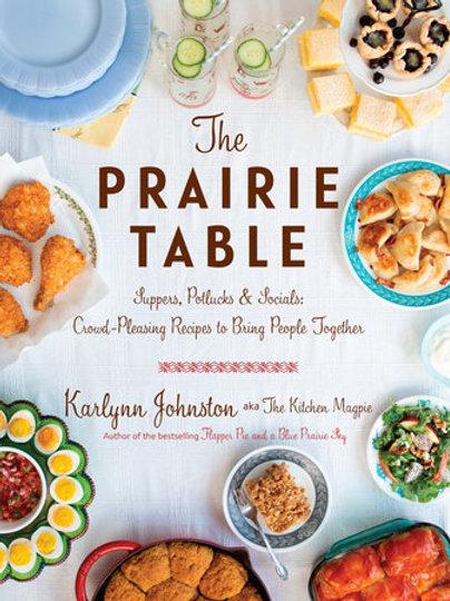 Prairie Table by Karlynn Johnston