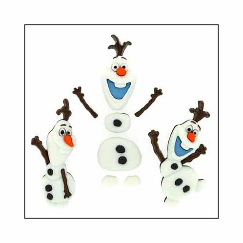 Frozen - Buttons - Notions