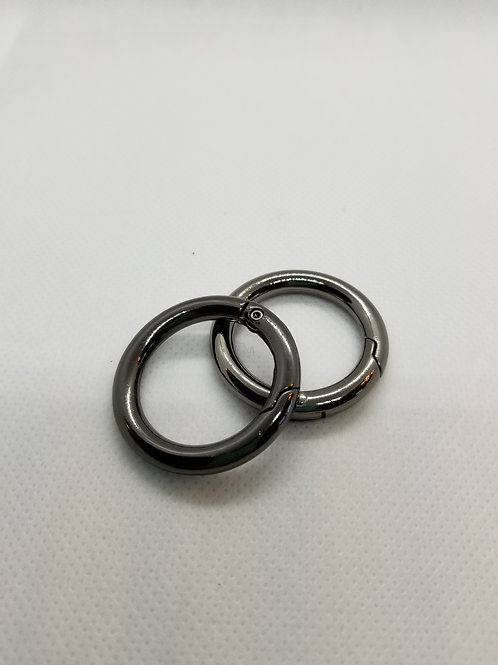 25mm O Rings - A Little Swag For Your Bag - Gold, Black