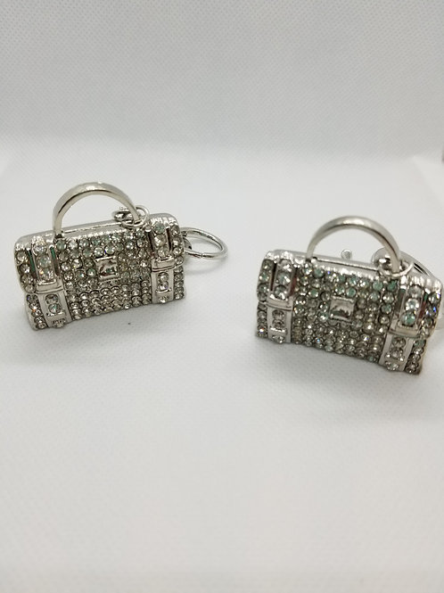The Ultimate in Bling - A Little Swag for your Bag