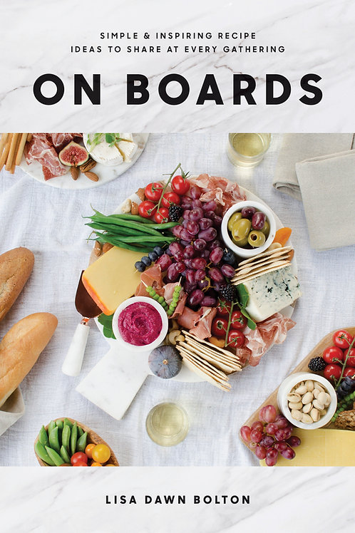 On Boards by Lisa Dawn Bolton