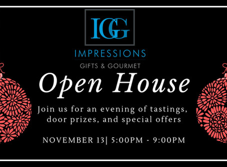 Join us! Open House Nov 13