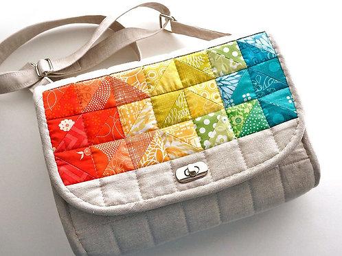 Hardware Kit: Spring Sling - Nickel Finish - Emmaline Bags