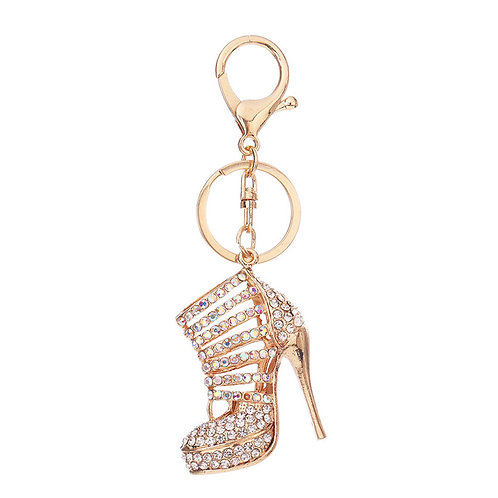 Strappy Rhinestone Stiletto - A Little Swag for your Bag
