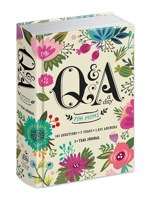 The Q&A a Day for Moms: a 5-Year Journal