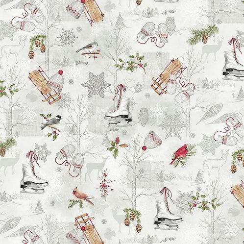WINW-4149 MU - Winter Wonderland by Sandy Clough
