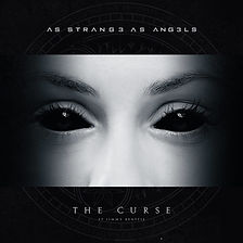 As Strange As Angels The Curse Norman Matthew Michelle Graves