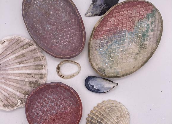 Cornish Mermaid Trinket Dishes
