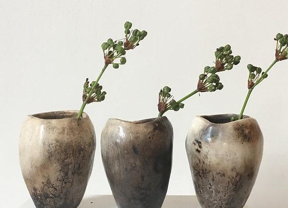 Heathland - Series 2 set of three small vases