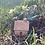 Thumbnail: Cornish Cottage with blackbird on roof - incense cone holder
