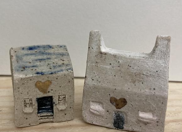 Little Ceramic Houses