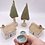 Thumbnail: Incense Cone Ceramic Cottage and Tree