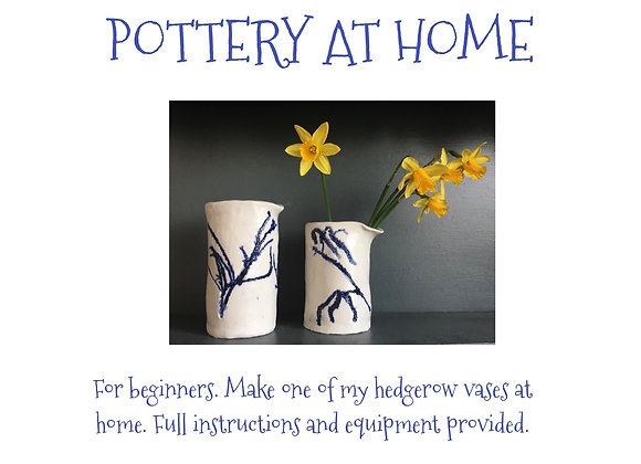 Pottery at home kit