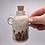 Thumbnail: Oil/ Vinegar Bottles Eggshell Glazing