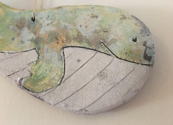 Raku Whale
