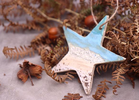 Cornish Christmas Star