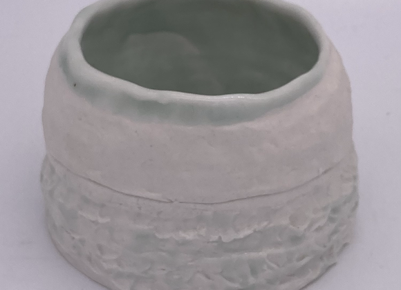 Imperfectly Perfect - Porcelain Planter
