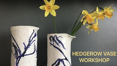 Hedgerow Vase Workshop