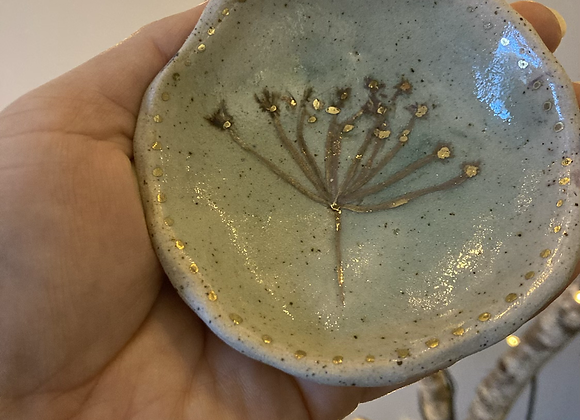 Hedgerow trinket dish -Made to order