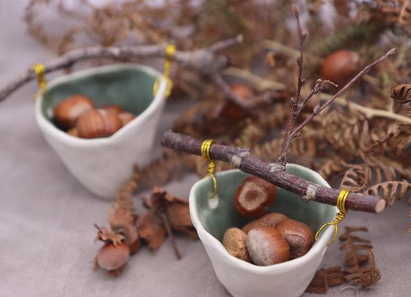 Tiny Woodland Basket