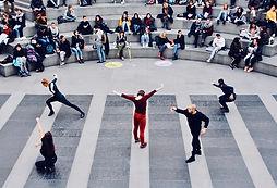 Woman's Move danse dance Genève To Make Myself Clear Elsa Couvreur