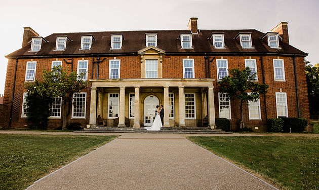 Elizabeth and Michael's beautiful manor wedding!