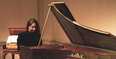 Catalina Vicens, Anonymous Neapolitan Harpsichord (ca. 1525), NMM © Tony Jones