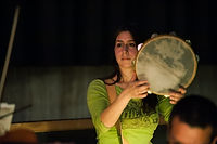 Catalina Vicens Historical Percussion Page