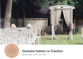 """Domaine """"Le Translon"""""""