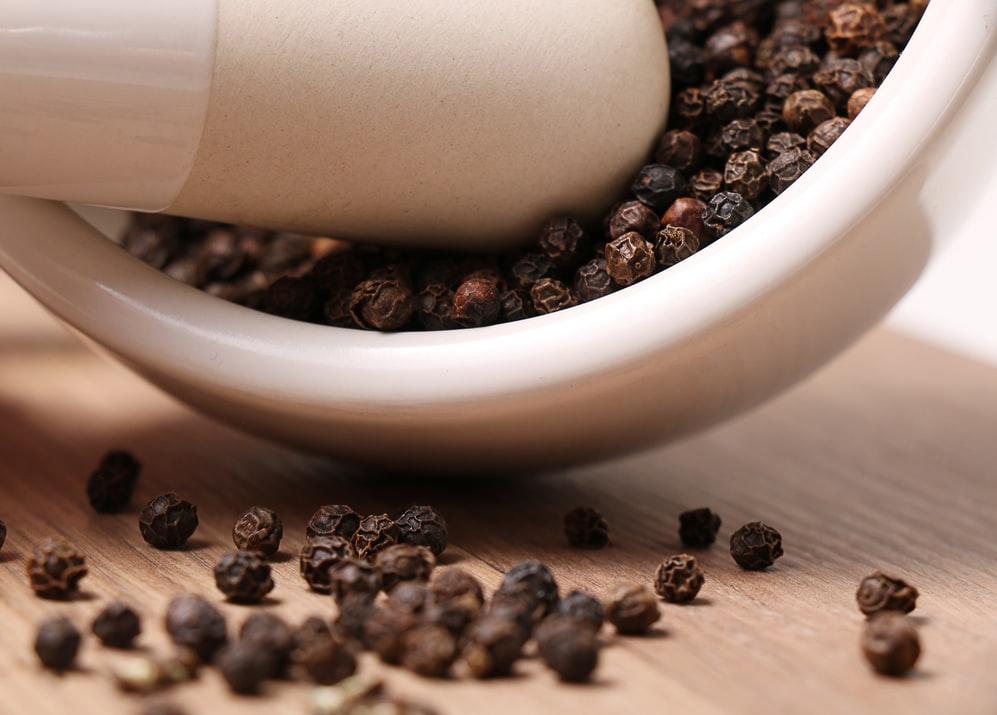 Black Pepper 01