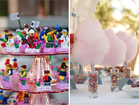 20 Ideas to a Fun Wedding Reception
