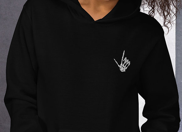 Loser Embroidered Hoodie