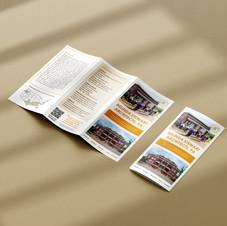 belinda stewart architects brochure front