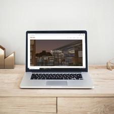 beard + riser website redesign