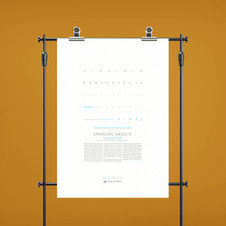 digital vs analogue poster duo