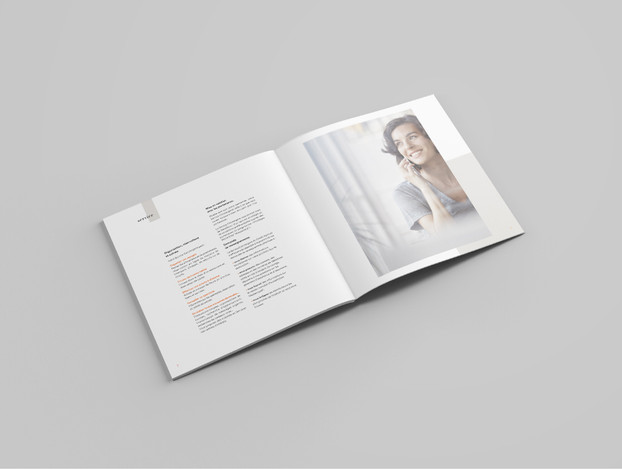 Brochure Privilèges // Mastercard