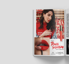 Rouge Signature // L'Oréal Paris