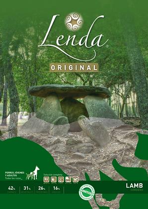Lenda Lamb (cordero)